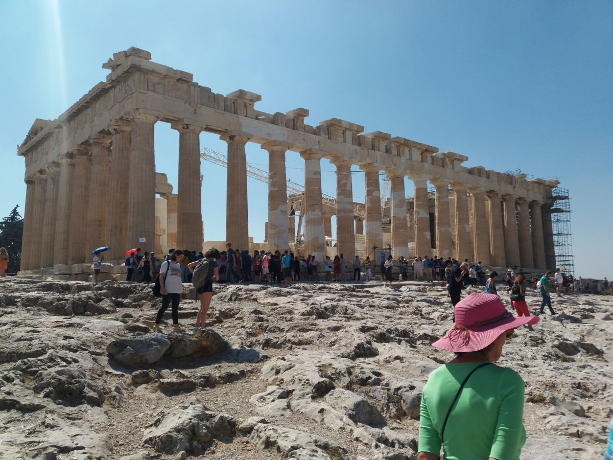 partenon ateny akropol