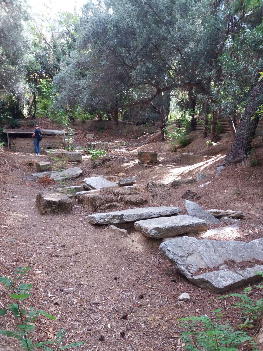 ruiny platońskiej akademii