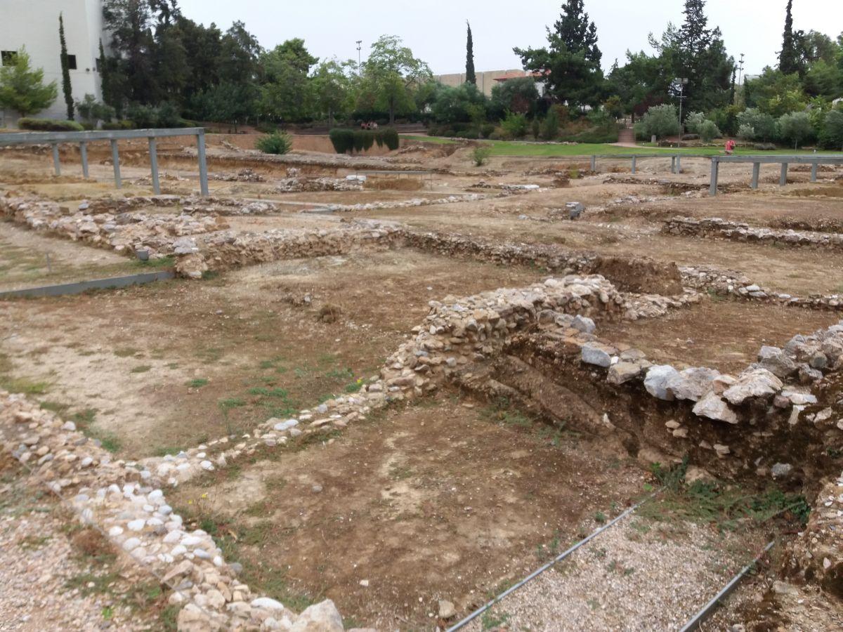 stanowisko archeologiczne likejon ateny