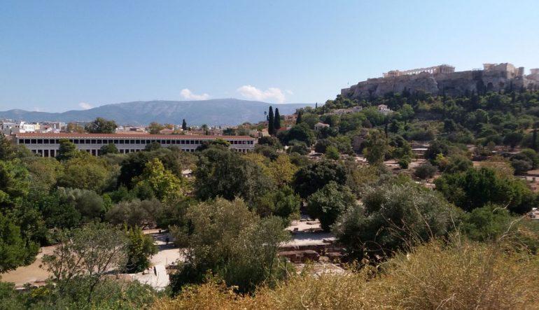 Chodźcie Ze Mną Na Ateńską Agorę